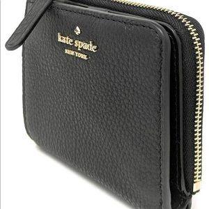 Kate Spade Jackson L-Zip Bifold Wallet